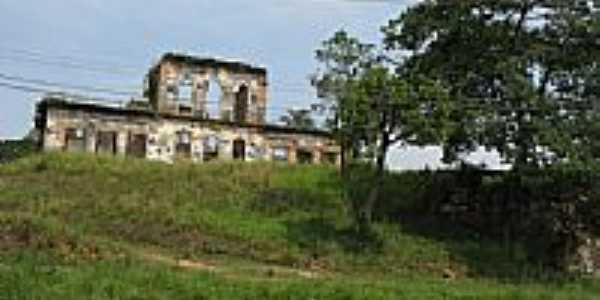 Ruinas da Fazenda São Bernardino-Foto:FLAVIOJM S