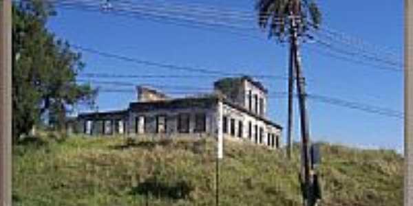 Ruinas da Fazenda São Bernardino-Foto:jbsonora