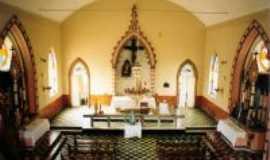 Comendador Levy Gasparian - Comendador Levy Gasparian-RJ-Interior da Igreja de Monte Serrat-Foto:José Carlos da Silveira Badaró