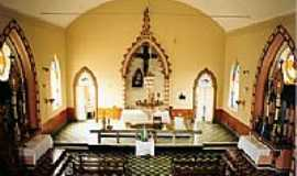 Comendador Levy Gasparian - Igreja Monte Serrat, foto por prefeitura de Comendador Levy Gasparian.
