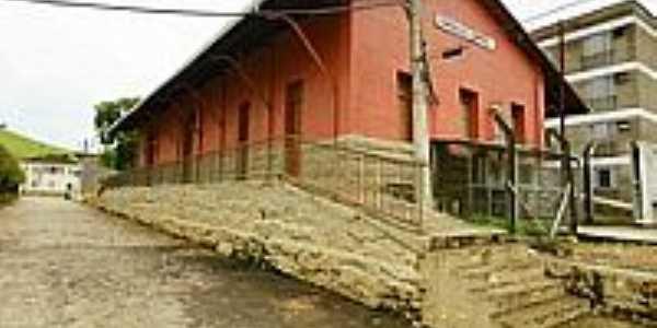 Antiga Estação Ferroviária-Foto:sgtrangel