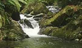 Conceição de Jacareí - Cachoeira Poço Encantado foto por Laerso Junior
