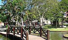 Conceição de Macabu - Ponte na Praça, por Petter Entringer