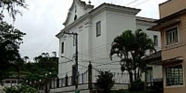 Igreja Matriz de Santo Ant�nio em Conservat�ria-RJ-Foto:Jorge A. Ferreira Jr�