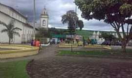 Col�nia Leopoldina - Pra�a Central em Col�nia Leopoldina-Foto:Luiz Herculano