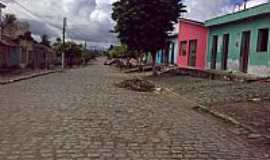 Col�nia Leopoldina - Rua do Cruzeiro em Col�nia Leopoldina-Foto:Luiz Herculano