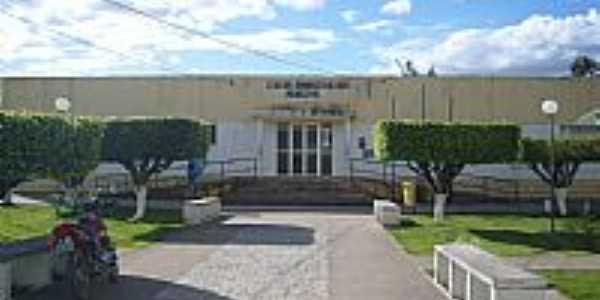 Prefeitura Municipal de Col�nia Leopoldina-Foto:Luiz Herculano