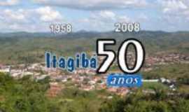 Itagibá - itagiba 50 anos