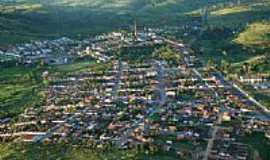 Itagibá - Itagibá-BA-Vista aérea da cidade-Foto:Marcelo S F