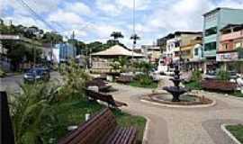 Cordeiro - Praça Cel.Antônio Pinto em Cordeiro-Foto:Fabrício Rodrigues