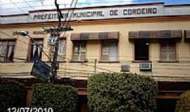 Cordeiro - Prefeitura Municipal-Foto:Sergio Falcetti