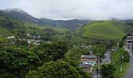 Cordeiro - Vista parcial da cidade de Cordeiro-Foto:Douglas Matos