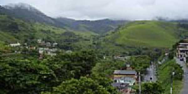 Vista parcial da cidade de Cordeiro-Foto:Douglas Matos
