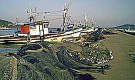 Coroa Grande - Terminal Pesqueiro de Coroa Grande-Foto:Tony Borrach