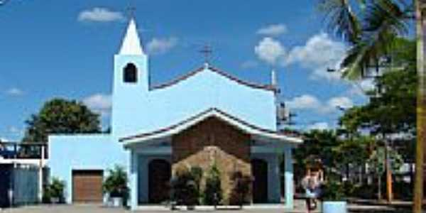 Igreja-Foto:Paulo Noronha