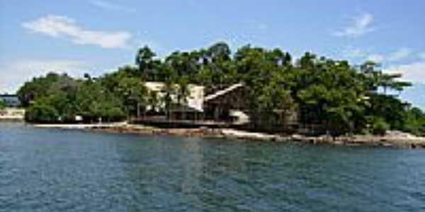 Ilha de Cunhambebe-Foto:Auro Braga