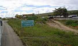 Itagimirim - Itagimirim-BA-Rodovia BR-101, entrada da cidade-Foto:Elberth