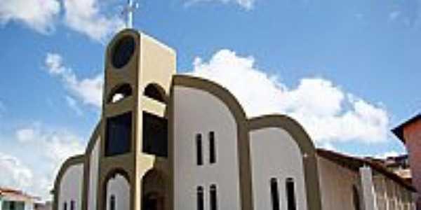 Itagimirim-BA-Igreja de São João Batista-Foto:Vicente A. Queiroz