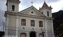 Duas Barras - Igreja Matriz de N.Sra.da Concei��o-Foto:Sergio Falcetti