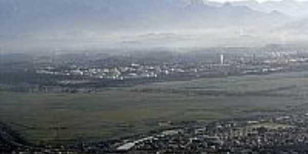 Vista da cidade de Duque de Caxias-Foto:André Bonacin