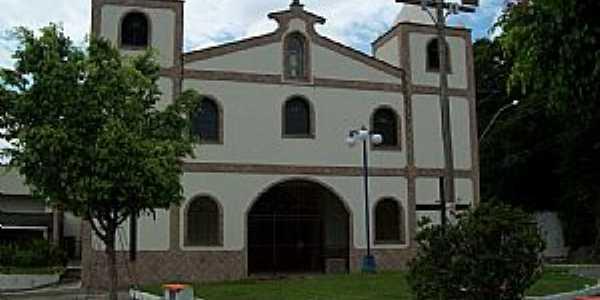 Engenheiro Passos-RJ-Igreja de São Benedito-Foto:Josue Marinho