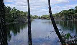 Itagua�u da Bahia - Rio Vereda Itagua�u por Jacqueline O Amorim