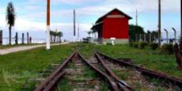 1° estrada de ferro do Brasil, Por Bruno Oliveira