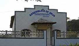 Iguaba Grande - Igreja da Assembléia de Deus em Iguaba Grande-Foto:Erick Aniszewski