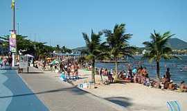 Iguaba Grande - Iguaba Grande-RJ-Orla da praia-Foto:iguaba.rj.gov.br