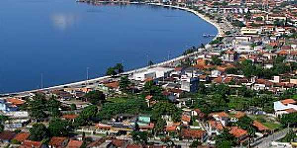 Iguaba Grande-RJ-Vista aérea-Foto:iguaba.rj.gov.br