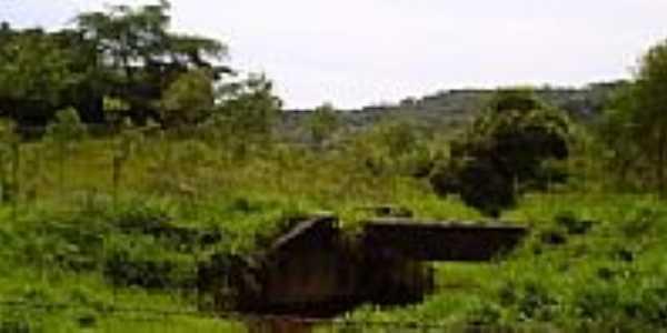 Ipiíba-RJ-Ponte Ferroviária na estrada de Ipiíba à São Gonçalo-Foto:maracopi