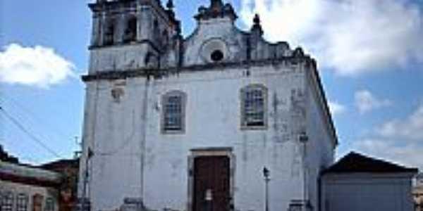 Igreja de S�o Jo�o Batista em Itabora�-Foto:Sergio Falcetti