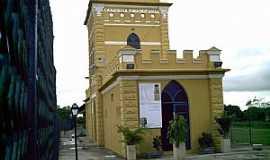 Itagua� - Itagua�-RJ-Antiga Esta��o Ferrovi�ria,atual Casa de Cultura-Foto:Tony Borrach