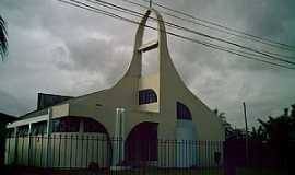 Itagua� - Itagua�-RJ-Igreja de S�o Jo�o Batista-Foto:Tony Borrach