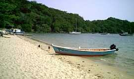 Itagua� - Itagua�-RJ-Praia do Sul na Ilha dos Martins-Foto:Tony Borrach