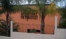 Itagua� - Teatro Municipal foto SkyscraperCity Gilson Barros