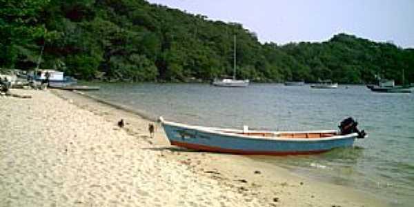 Itagua�-RJ-Praia do Sul na Ilha dos Martins-Foto:Tony Borrach