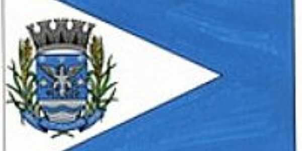 Bandeira da cidade de Italva-RJ