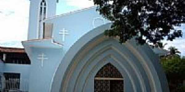Igreja de N.Sra.da Conceição em Italva-Foto:Sergio Falcetti