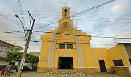 Itaperuna - Igreja Matriz de São Benedito, Itaperuna - por sgtrangel