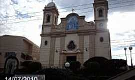 Itaperuna - Igreja de S�o Jos� do Avah� em Itaperuna-Foto:Sergio Falcetti