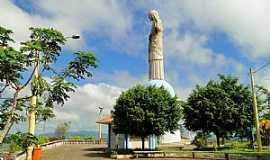 Itaperuna - Itaperuna-RJ-Morro do Cristo Redentor-Foto:sgtrangel