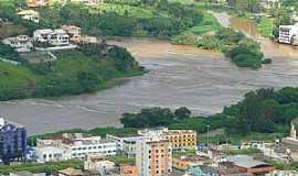 Itaperuna - Itaperuna-RJ-Rio Muriaé-Foto:sgtrangel