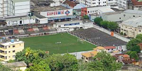 Itaperuna-RJ-Campo do Itaperuna Futebol Clube-Foto:sgtrangel