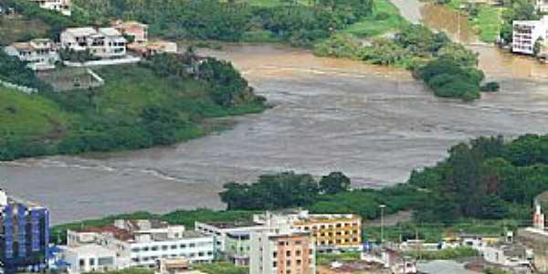 Itaperuna-RJ-Rio Muriaé-Foto:sgtrangel