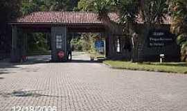 Itatiaia - Itatiaia-RJ-P�rtico de entrada do Parque Nacional-Foto:calexbio.blogspot.com