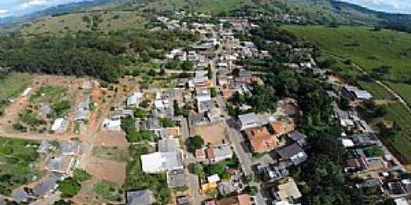 Jaguarembé RJ - visto de cima – foto: Reginaldo Linhares