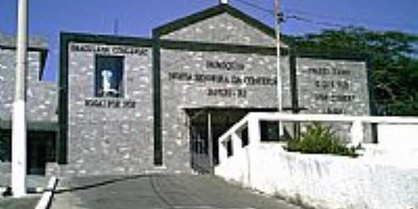 Igreja de N.Sra.da Conceição em Japeri-Foto:Tony Borrach