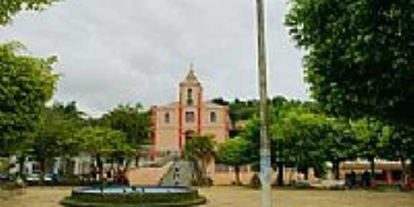 Praça central por sgtrangel