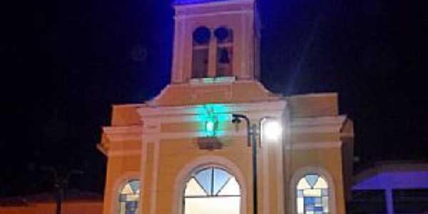 Paróquia de São João Batista - Laranjais